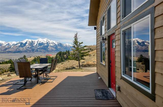 10 Sagitarius Skyway, Emigrant, MT 59027 (MLS #357458) :: Hart Real Estate Solutions