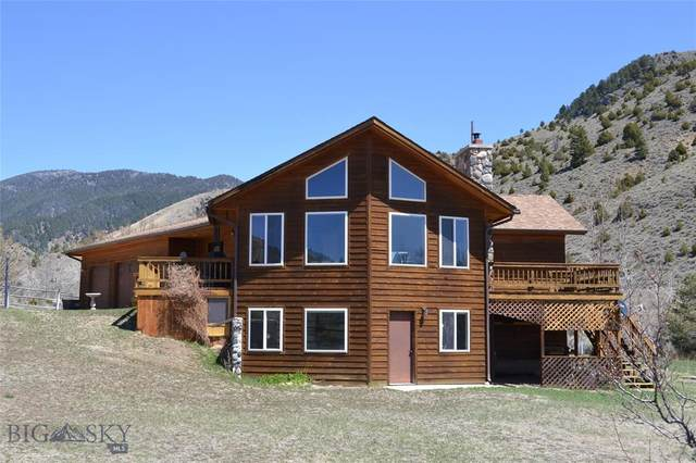 16 Booth Gulch Lane, Sheridan, MT 59749 (MLS #357480) :: L&K Real Estate