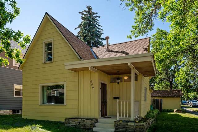 622 W Babcock Street, Bozeman, MT 59715 (MLS #357493) :: Black Diamond Montana
