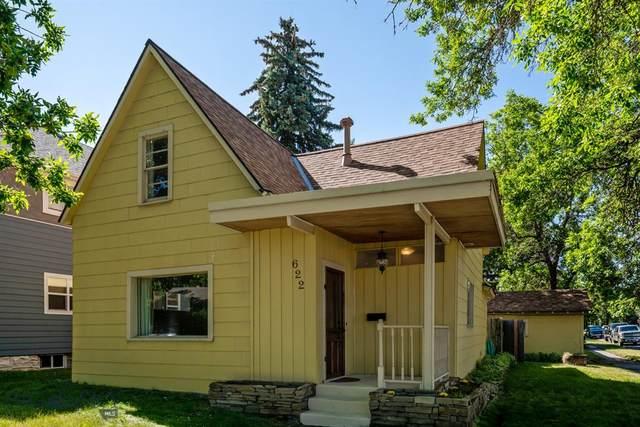 622 W Babcock Street, Bozeman, MT 59715 (MLS #357493) :: Coldwell Banker Distinctive Properties