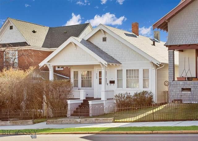 409 S Excelsior, Butte, MT 59701 (MLS #357508) :: Hart Real Estate Solutions