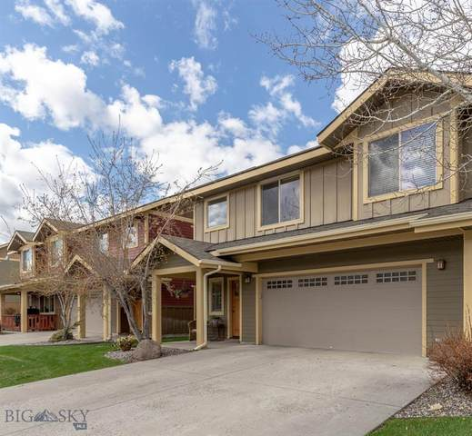 177 Kimball Avenue A, Bozeman, MT 59718 (MLS #357516) :: Coldwell Banker Distinctive Properties