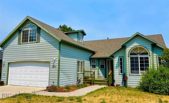 2115 Maplewood Street, Bozeman, MT 59718 (MLS #357531) :: Berkshire Hathaway HomeServices Montana Properties