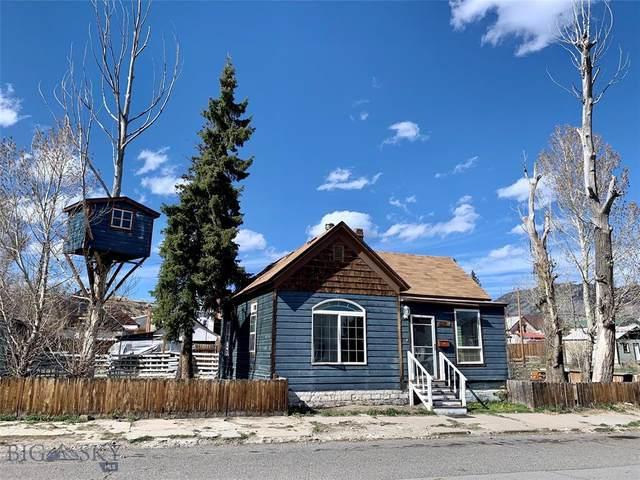 1135 Farrell Street, Butte, MT 59701 (MLS #357532) :: Hart Real Estate Solutions