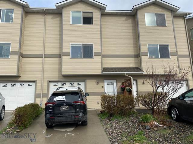 703 N N Unit C C, Livingston, MT 59047 (MLS #357534) :: Hart Real Estate Solutions