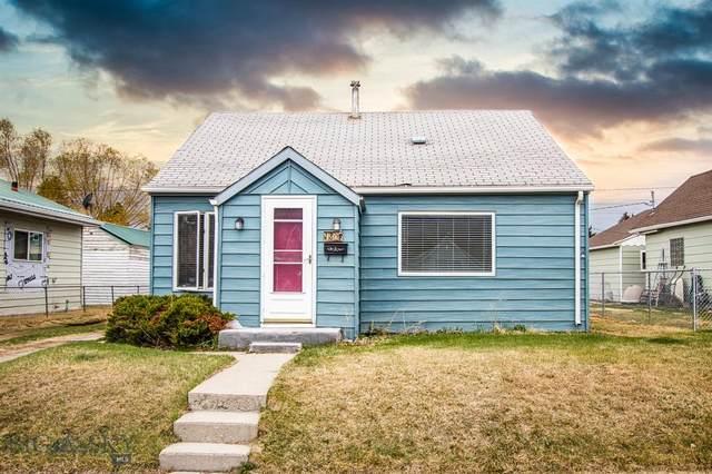 1809 Carolina Avenue, Butte, MT 59701 (MLS #357537) :: Black Diamond Montana