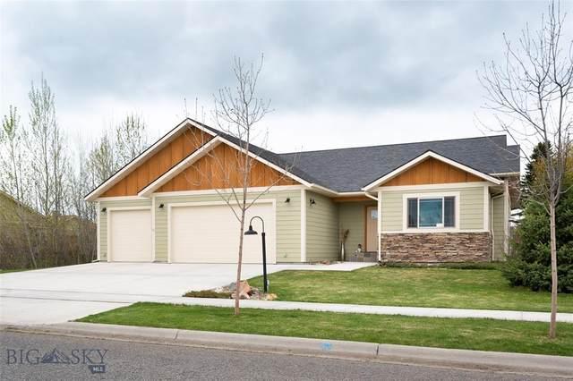 210 Talon Way, Bozeman, MT 59718 (MLS #357556) :: Hart Real Estate Solutions