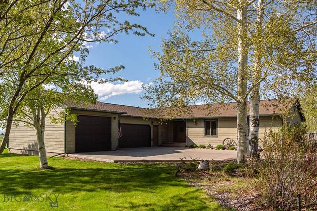 705 Painted Canyon, Bozeman, MT 59718 (MLS #357560) :: Coldwell Banker Distinctive Properties