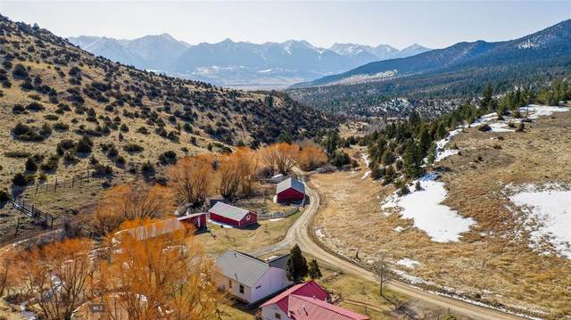 329 Strickland Creek Road, Livingston, MT 59047 (MLS #357562) :: L&K Real Estate