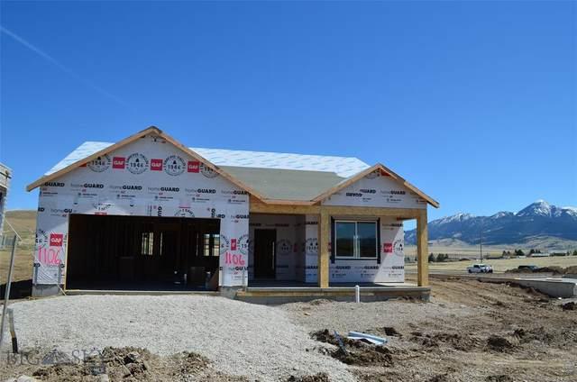 1106 Sweetgrass Lane, Livingston, MT 59047 (MLS #357590) :: Black Diamond Montana