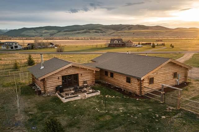 249 Moose Crossing, Gallatin Gateway, MT 59730 (MLS #357612) :: L&K Real Estate