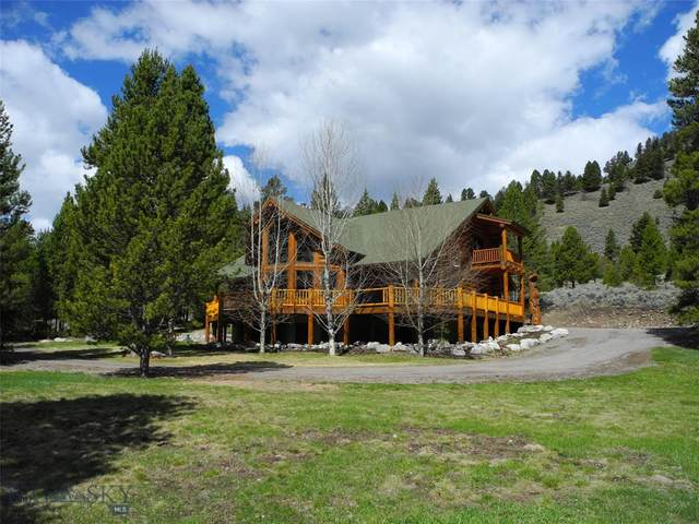 25 Lower Dudley Creek Road, Gallatin Gateway, MT 59730 (MLS #357618) :: L&K Real Estate