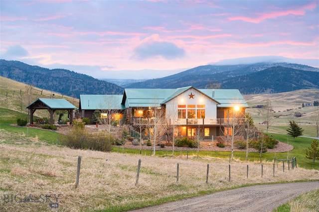 250 Wapiti Peak Trail, Bozeman, MT 59715 (MLS #357620) :: Black Diamond Montana