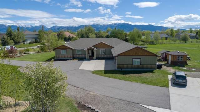 34 Creekside Drive, Bozeman, MT 59718 (MLS #357624) :: Coldwell Banker Distinctive Properties
