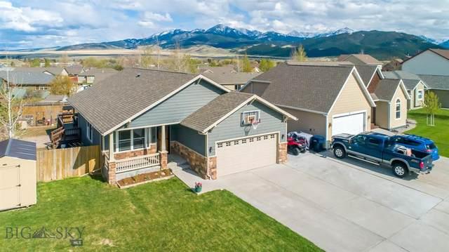 712 Quasar Lane, Livingston, MT 59047 (MLS #357637) :: Hart Real Estate Solutions