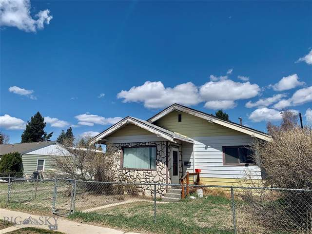 2711 Phillips, Butte, MT 59701 (MLS #357646) :: Coldwell Banker Distinctive Properties