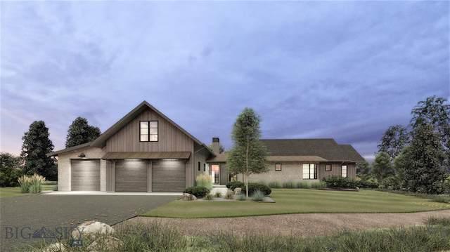 145 Tillyfour Road, Bozeman, MT 59718 (MLS #357653) :: Black Diamond Montana