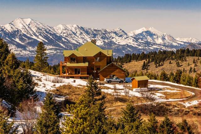 280 High Ridge Road, Bozeman, MT 59715 (MLS #357655) :: Coldwell Banker Distinctive Properties