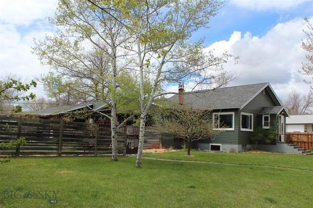 410 S 9th, Livingston, MT 59047 (MLS #357656) :: Coldwell Banker Distinctive Properties