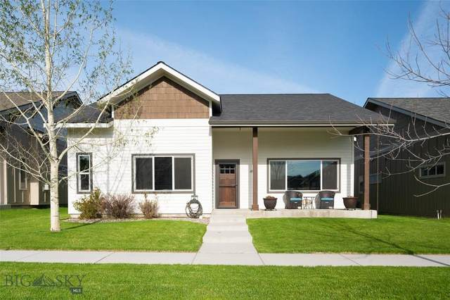 495 Stafford, Bozeman, MT 59718 (MLS #357663) :: Coldwell Banker Distinctive Properties
