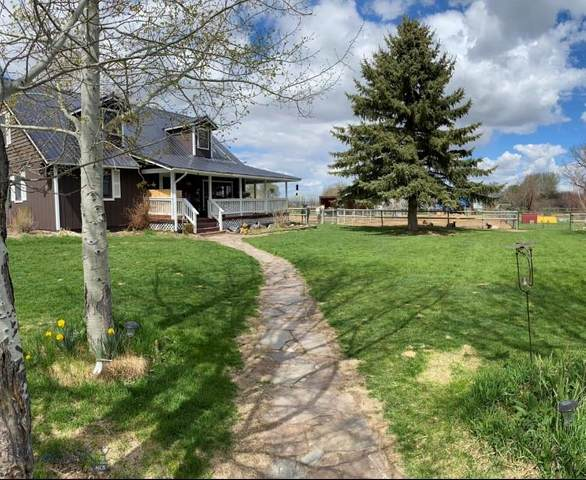 4750 Eden Road, Bozeman, MT 59718 (MLS #357671) :: Coldwell Banker Distinctive Properties