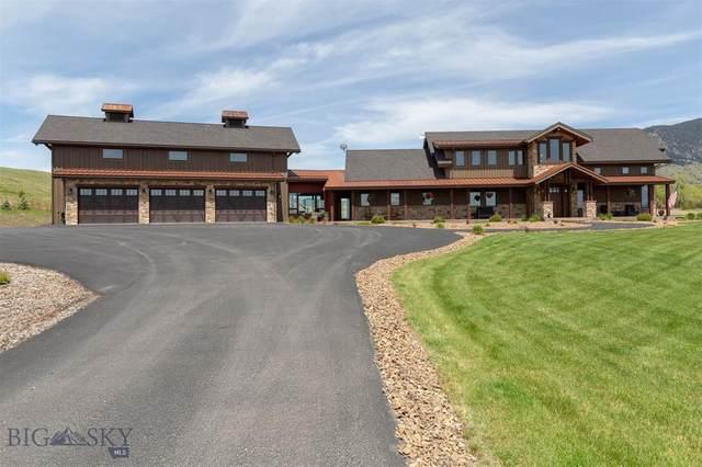 767 Elk Springs Road, Belgrade, MT 59714 (MLS #357672) :: Hart Real Estate Solutions
