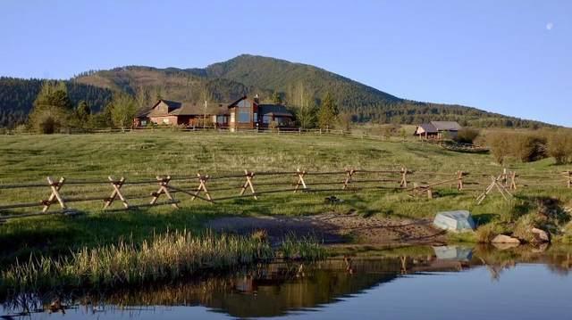 2355 Mount Ellis Lane, Bozeman, MT 59715 (MLS #357677) :: Black Diamond Montana