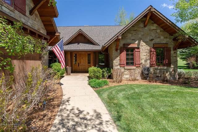3107 Augusta Drive, Bozeman, MT 59715 (MLS #357678) :: Hart Real Estate Solutions