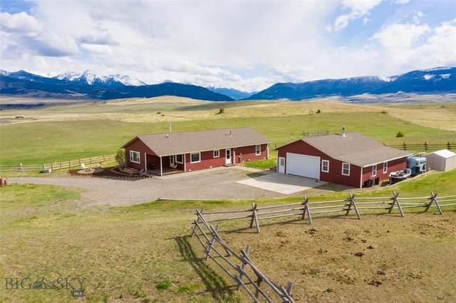 10 Hidden Ridge Rd, Livingston, MT 59047 (MLS #357688) :: Black Diamond Montana