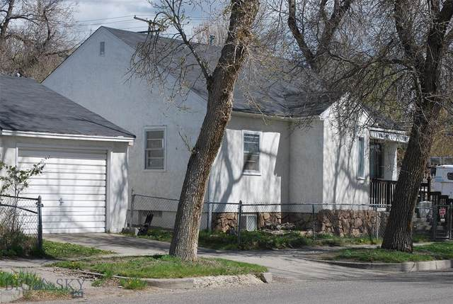 104 W Chinook Street, Livingston, MT 59047 (MLS #357689) :: L&K Real Estate