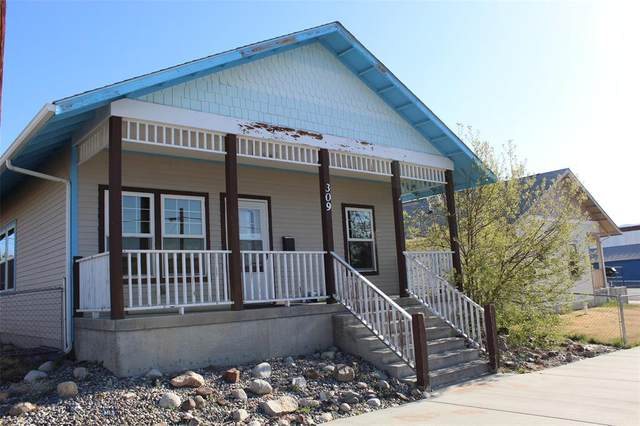 309 W Aluminum Street #4, Butte, MT 59701 (MLS #357700) :: Black Diamond Montana