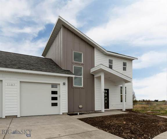 1187 Samantha Lane Unit B, Bozeman, MT 59718 (MLS #357707) :: L&K Real Estate