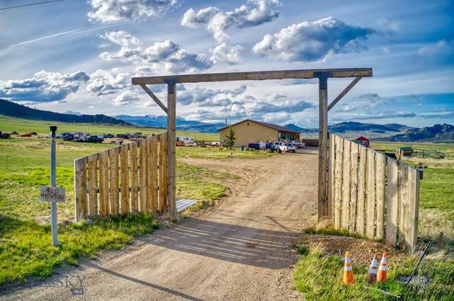 420 Mt Highway 287, Ennis, MT 59729 (MLS #357732) :: L&K Real Estate
