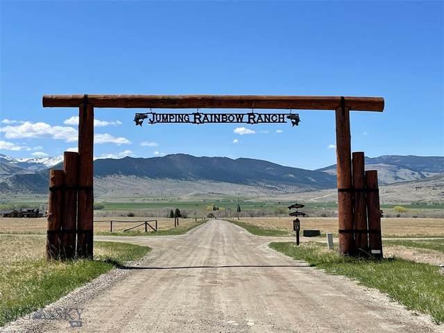 Lot 1 Trout Lane, Livingston, MT 59047 (MLS #357749) :: Black Diamond Montana