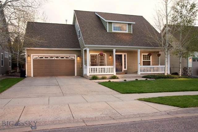907 N. Aster Ave, Bozeman, MT 59718 (MLS #357751) :: Black Diamond Montana