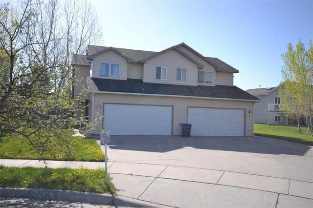 142 Gena Circle, Bozeman, MT 59718 (MLS #357752) :: Montana Home Team