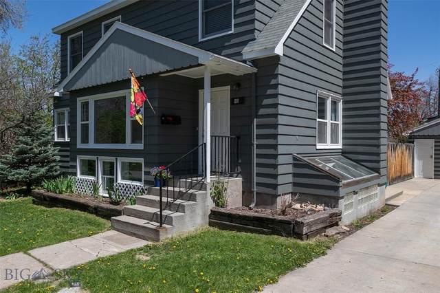 810 S 7th Avenue, Bozeman, MT 59715 (MLS #357760) :: Hart Real Estate Solutions