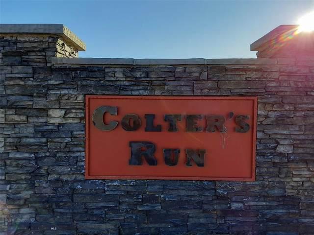 Lot 32 Colter's Run Sub, Three Forks, MT 59752 (MLS #357765) :: L&K Real Estate