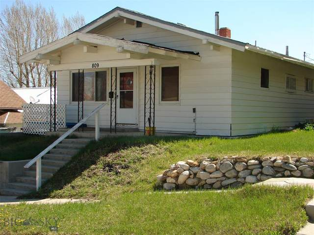 809 Oak Street, Anaconda, MT 59711 (MLS #357790) :: L&K Real Estate