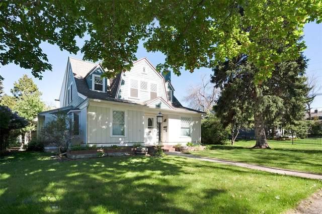 720 S 3rd Avenue, Bozeman, MT 59715 (MLS #357815) :: Hart Real Estate Solutions