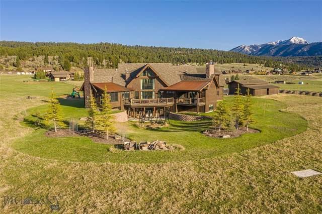 84 Lazy T4, Gallatin Gateway, MT 59730 (MLS #357816) :: Hart Real Estate Solutions
