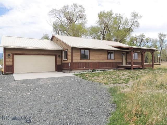 16 Stone Road, Silver Star, MT 59751 (MLS #357818) :: Coldwell Banker Distinctive Properties