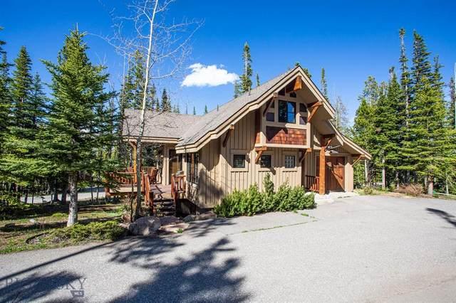 45 Cowboy Heaven Road #11, Big Sky, MT 59720 (MLS #357823) :: L&K Real Estate