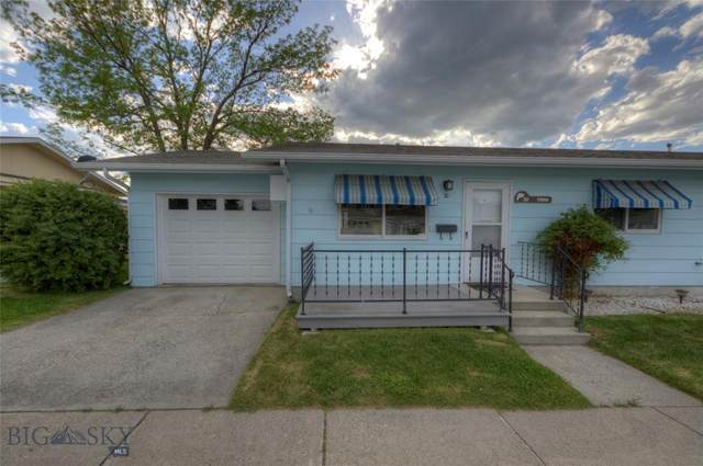 1120 W Babcock Street #30, Bozeman, MT 59715 (MLS #357844) :: L&K Real Estate
