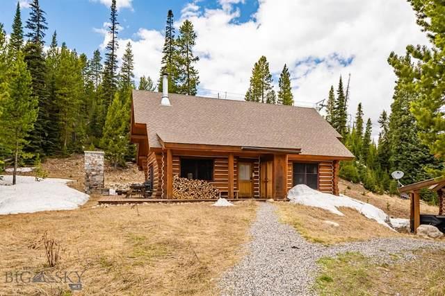 22 Moose Ridge Road #2, Big Sky, MT 59716 (MLS #357860) :: L&K Real Estate