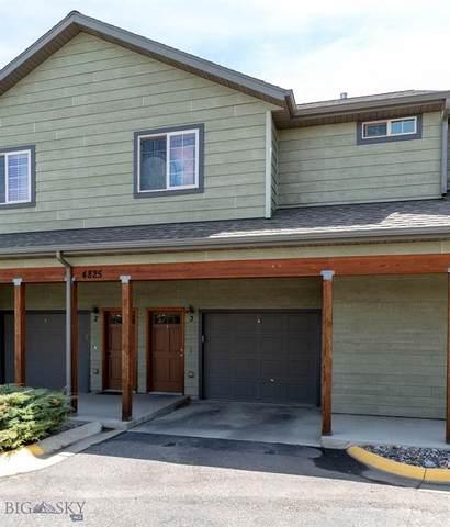 4825 Glenwood Drive #3, Bozeman, MT 59718 (MLS #357861) :: Hart Real Estate Solutions