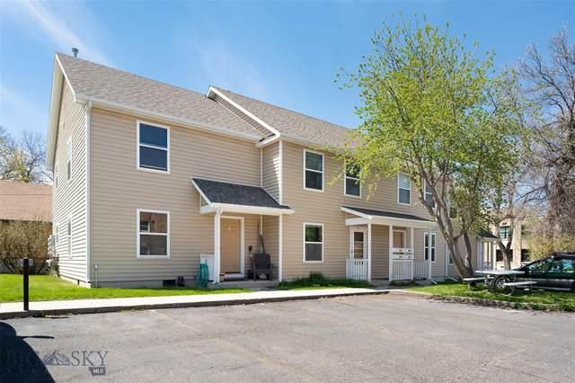 414 W Babcock #4, Bozeman, MT 59715 (MLS #357866) :: Hart Real Estate Solutions