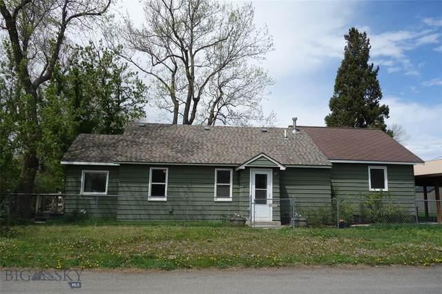 131 S M Street, Livingston, MT 59047 (MLS #357897) :: Hart Real Estate Solutions