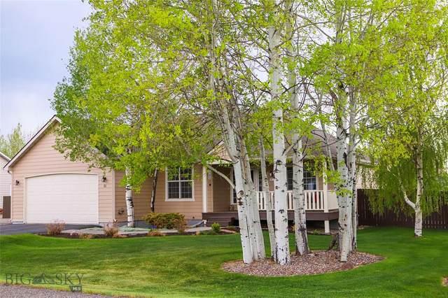 61 Buckhorn Trail, Bozeman, MT 59718 (MLS #357899) :: Montana Home Team