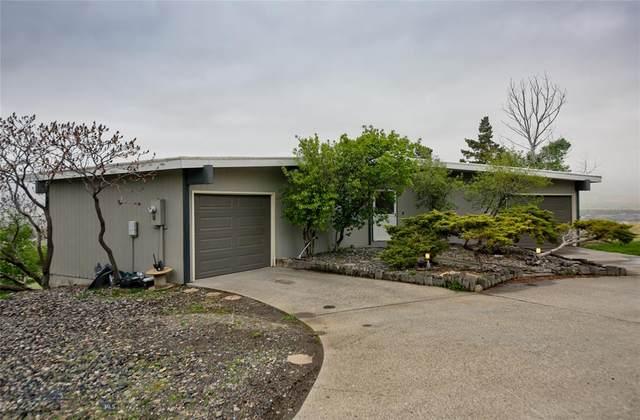 115 High Ground Avenue, Livingston, MT 59047 (MLS #357905) :: Coldwell Banker Distinctive Properties